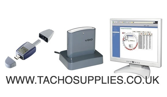 DIGITAL TACHOGRAPH TIS-WEB STARTER KIT