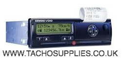 VOLKSWAGEN T5 VDO 1381 2.0 DTCO DIGITAL TACHOGRAPH HEAD