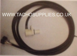 1319 SENDER UNIT AND CABLE L=4.100MM CABLE ANGLE 30º 1:1 DIVIDER WITH BAYONET CONNECTOR