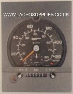 mercedes benz tachographs vdo tachograph vario 1318 vdo analogue tachograph head gray speed scale 24v