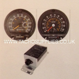 IVECO 1318 ANALOGUE VDO TACHOGRAPH UPGRADE KIT ADR TO REPLACE STONERIDGE 83/8400