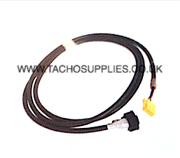 1318 SENDER CABLE ARMOURED 6 METERS LONG WITH 90º CONNECTION