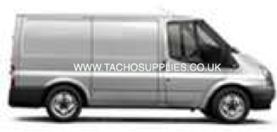 ford transit tachograph fitting instructions manual rear wheel drive aug 2005 on. Black Bedroom Furniture Sets. Home Design Ideas