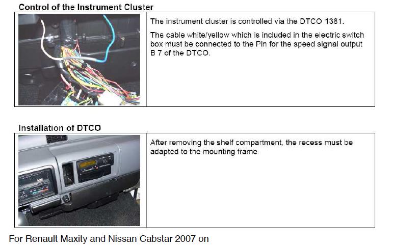 Screen Shot 2014 12 22 at 21.42.43 nissan cabstar tachograph fitting instructions, manual, 2006 & 2007 on