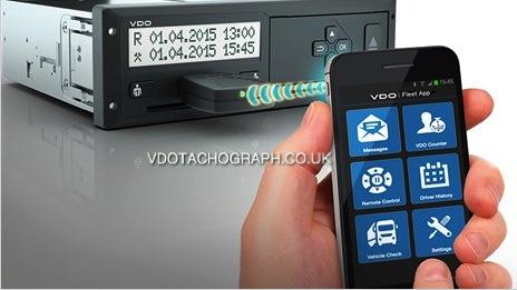 vdo tachographs 2 2 vdo digital tachograph smart link