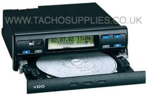 1324 ANALOGUE VDO TACHOGRAPH KIT FOR DUAL PURPOSE VEHICLES WITH E/S 24V
