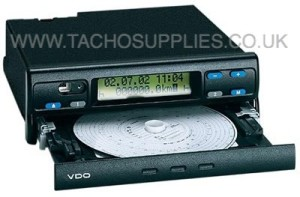 1324 ANALOGUE  VDO TACHOGRAPH KIT FOR DUAL PURPOSE VEHICLES  WITH M/S AFTER 96